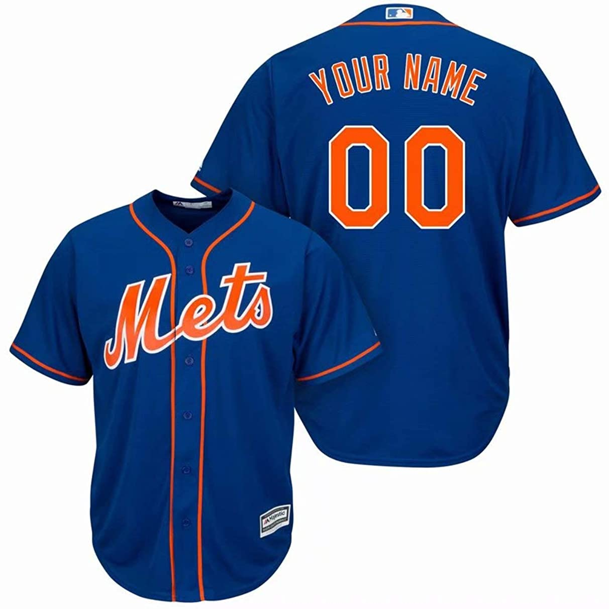 2019 Personalized Jersey Custom Shirts for Team Baseball Customized Sports T-Shirt with Names and Numbe for Men Women Youth
