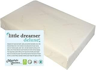 Moonlight Slumber Little Dreamer Deluxe Dual Firmness All Foam Mattress (Twin)