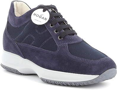 Hogan Sneakers Interactive HXM00N00E10806U801 Blu Uomo
