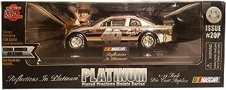 1999 Racing Champions Sterling Marlin #40 John Wayne 1/24 Platinum Diecast