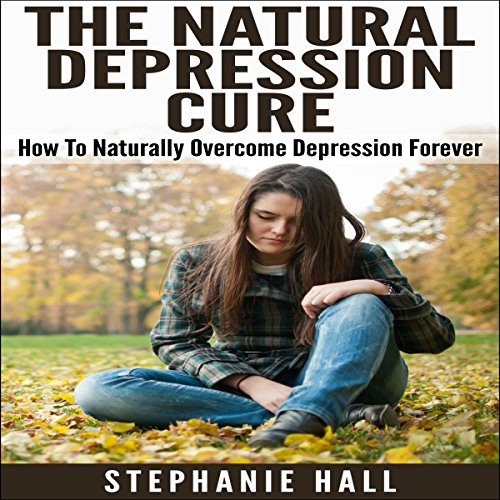 The Natural Depression Cure audiobook cover art