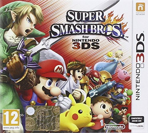 GIOCO 3DS SUPER SMASH