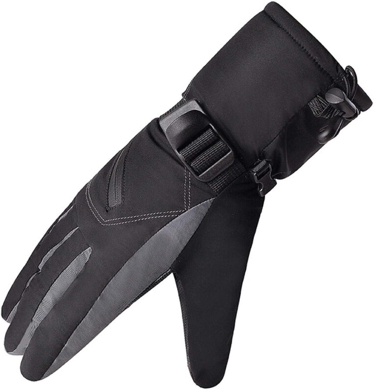 Outdoor Sports Anti-Slip Windproof Waterproof Gloves,Men Gloves
