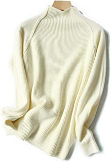 セーター ニット セーター ハイネック レディース おしゃれ 可愛い 暖かい 秋冬 無地 スリット