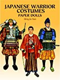Japanese Warrior Costumes Paper Dolls (Dover Paper Dolls)