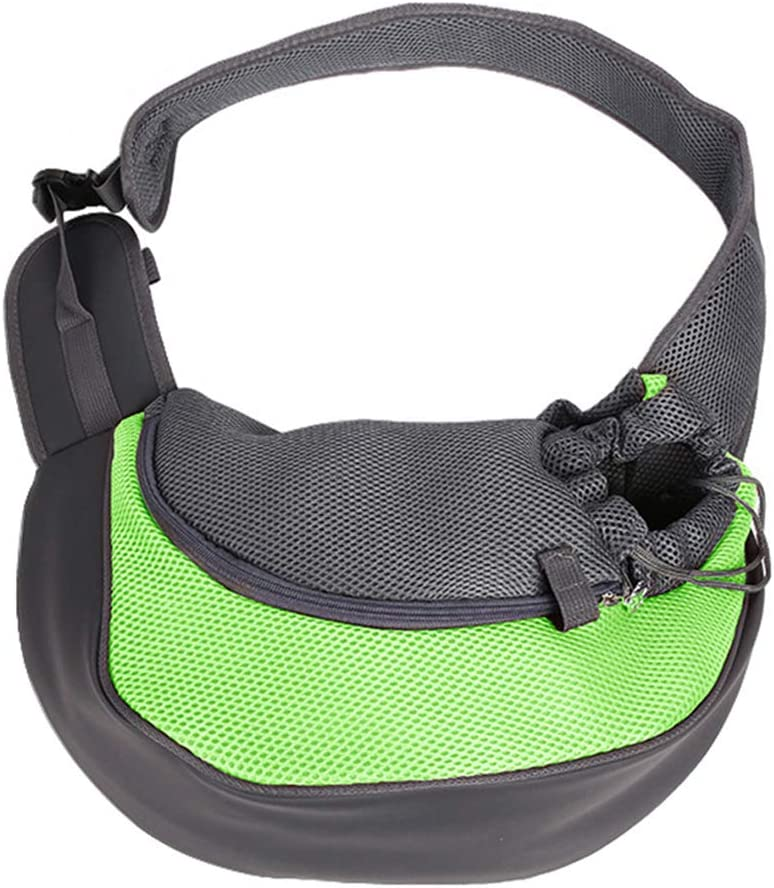 ZZX Portable Pet Sling Carrier Travel Do New sales Outdoor Small ...