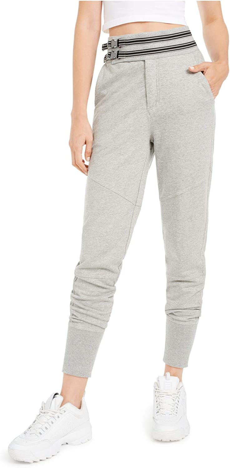 Free People Fp Movement Off Road Joggers, Grey Combo, Large