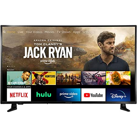 INSIGNIA NS-50DF710NA21 50-inch Smart 4K UHD - Fire TV Edition, Released 2020