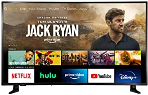 All-New Insignia NS-43DF710NA21 43-inch Smart 4K UHD - Fire TV Edition, Released 2020   Amazon