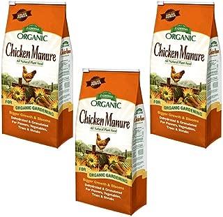 Espoma Organic 3-2-3 Chicken Manure (75 lb.)