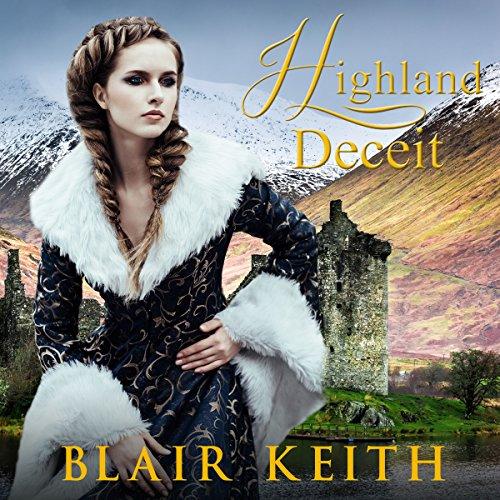 Highland Deceit audiobook cover art