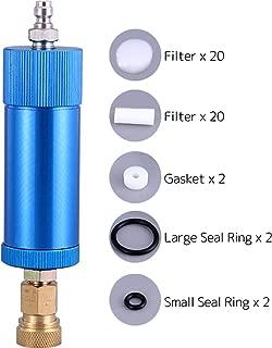 air operated high pressure water pump