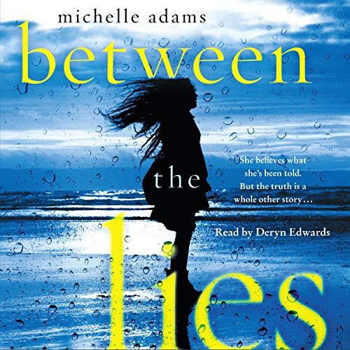 Between the Lies audiobook cover art