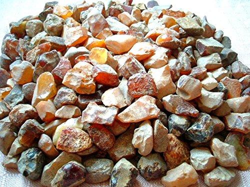 1 kg Roh Bernstein Fraktion 2-5 g Raw Rough Amber
