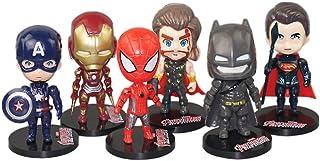 YongEnShang Marvel Super Hero Titan Hero Series 6 Pack,...