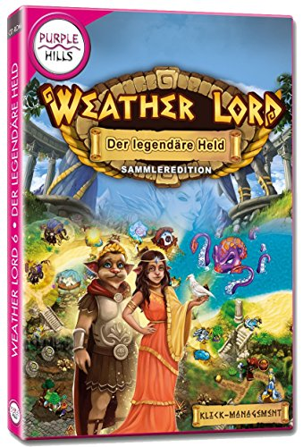 PurpleHills Weather Lord 6 -Der legendäre Held