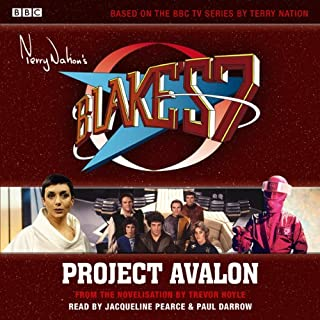 Blake's 7: Project Avalon cover art