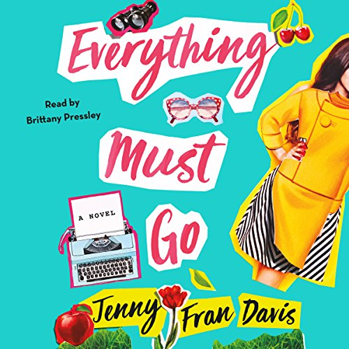 Everything Must Go audiobook cover art