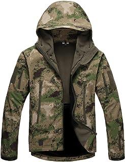 Kelmon, giacca da uomo con cappuccio, in tessuto softshell