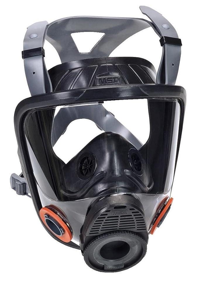 クラブリードまもなくMSA 10089150 Advantage 4000 Abrasi-Blast Facepiece, Small 141[並行輸入]