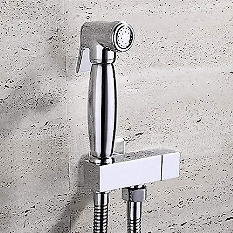 Waschbecken Wasserhahn-selbstreinigende verchromte Hand-Sitzbad Duschkopf mit einem Loch Einhand und einem Loch Wasserhahn