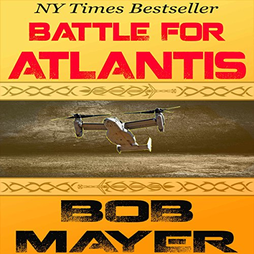 Couverture de Atlantis: Battle for Atlantis (Book 6)