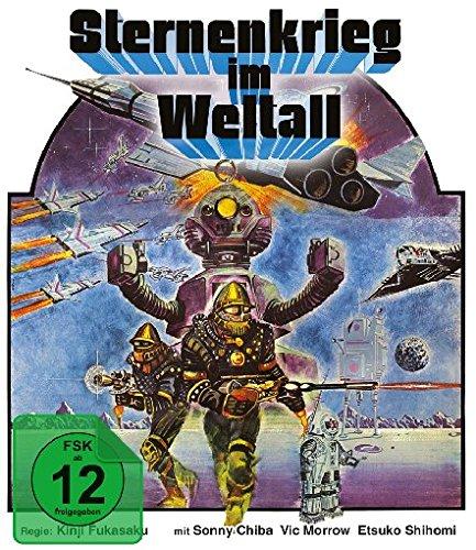 Sternenkrieg im Weltall [Blu-ray]