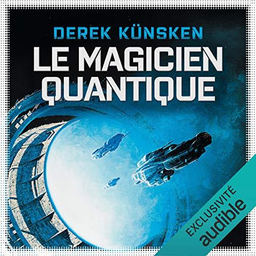 Couverture de Le Magicien quantique
