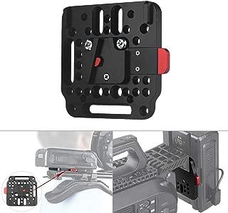 WEIHE V-Lock Assembly Kit Female V-Dock Male V-Lock Quick Release Plate for V-Mount Battery