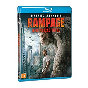 Rampage: Destruicao Total [Blu-ray]