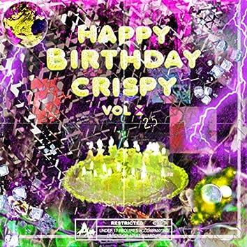Happy Birthday Crispy Vol.2 (Deluxe Edition)