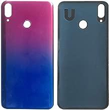 Back Battery Cover Rear Door Housing Case Replacement for Huawei Y9 2019 JKM-LX1 JKM-LX2 JKM-LX3 JKM-AL00a /Enjoy 9 Plus 6.5