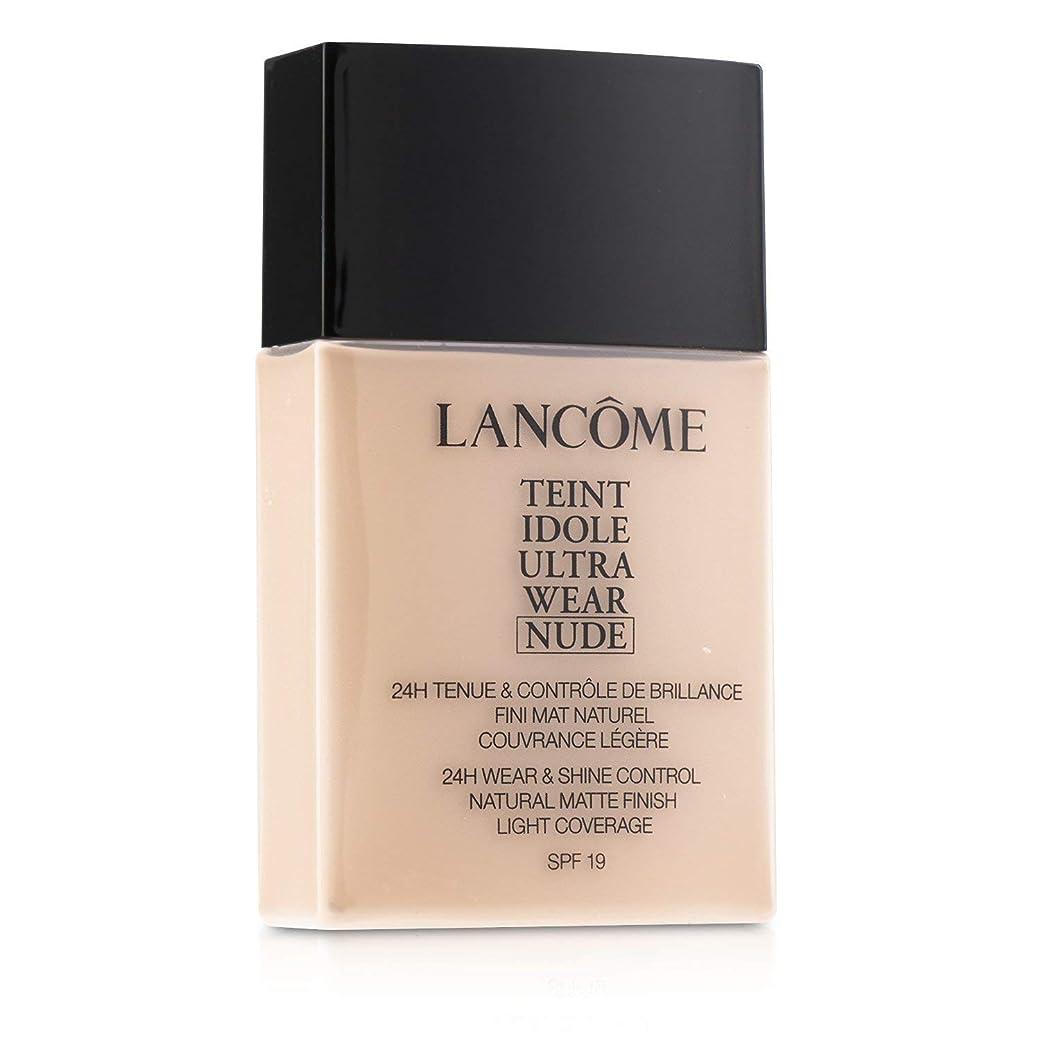 りんごバラ色推定ランコム Teint Idole Ultra Wear Nude Foundation SPF19 - # 007 Beige Rose 40ml/1.3oz並行輸入品