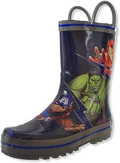 Best marvel avengers rain boots Reviews