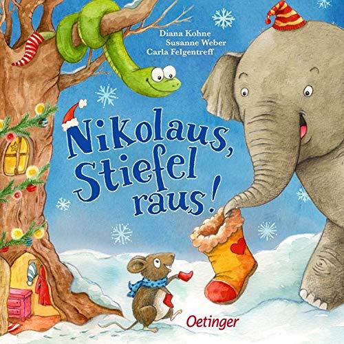 Nikolaus, Stiefel raus!