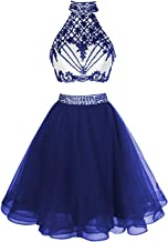 Homecoming Dresses Halter Cocktail Dress Short Homecoming Gowns Prom Party Dress