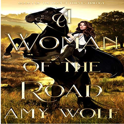 Couverture de A Woman of the Road
