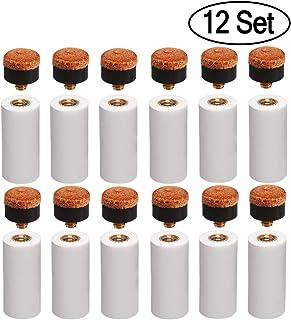 Premiergames 100 unidades, cerradura de pl/ástico M8 Tap/ón de rosca
