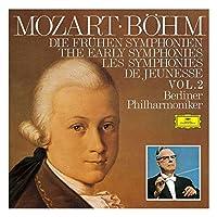 モーツァルト:初期交響曲集Vol.2