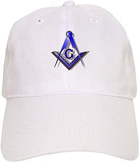 CafePress Masonic Square and Compass Baseball Cap
