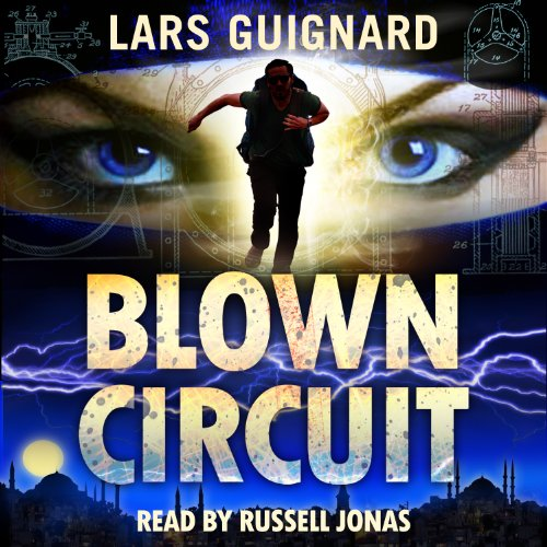 Blown Circuit audiobook cover art