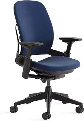 Steelcase Leap Office Chair, Carpet, Cogent/Blueprint