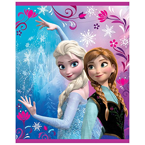 Unique Disney Frozen Goodie Bags, 8ct