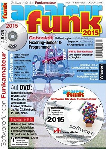 Software für den Amateurfunk 2015