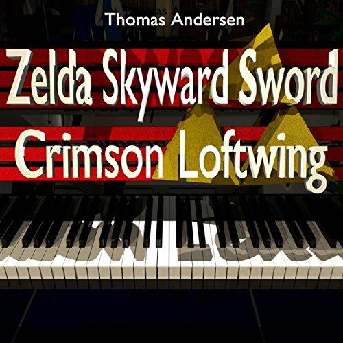Zelda Skyward Sword Crimson Loftwing