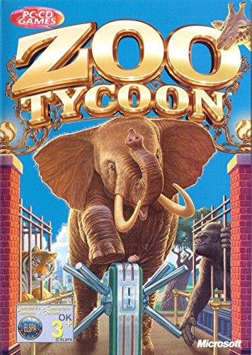 Zoo Tycoon - Pc-Cd Rom CD