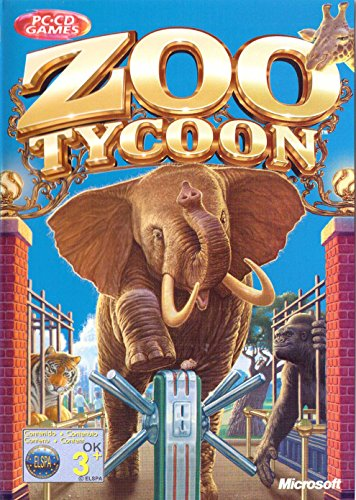 Pc-Cd Rom - Zoo Tycoon - [CD]