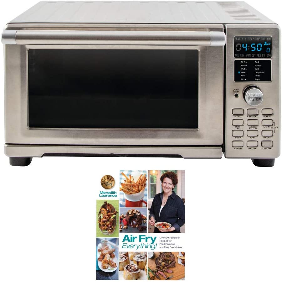 NuWave Bravo Outlet ☆ Free Shipping XL Air Fryer Toaster Indianapolis Mall Foo Everything Fry Oven w