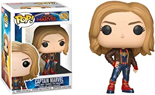 Funko POP Captain Marvel Exclusive
