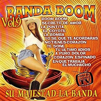 Su Majestad La Banda, Vol. 9